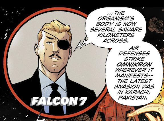 Future Quest Falcon 7