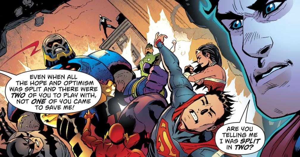 Superman Split