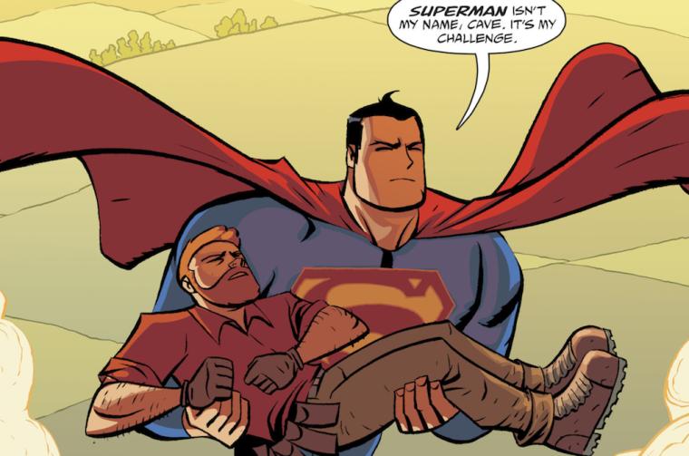 Cave Superman