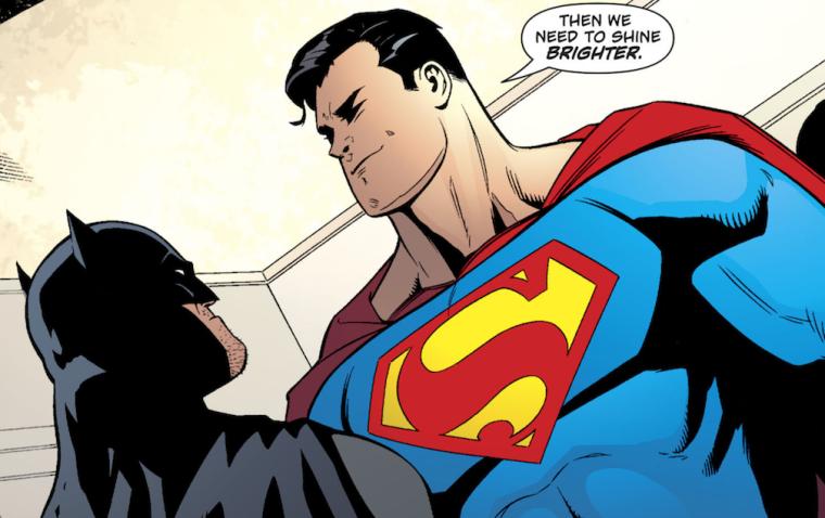 Superman Brighter
