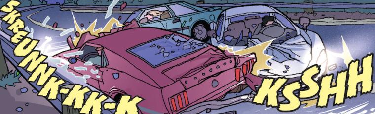 Archie - Crash