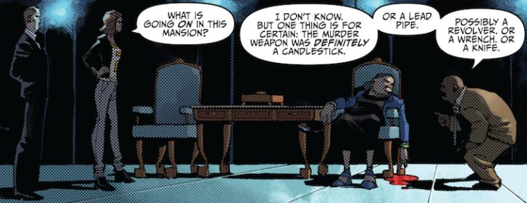 Clue Mansion