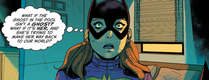 Batgirl her
